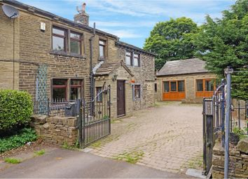 Thumbnail 3 bed cottage for sale in South Lane, Halifax