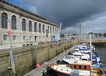 Thumbnail 1 bed flat to rent in Royal William Yard, Plymouth