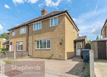 3 bed semi-detached house for sale in Orchard Square, Broxbourne, Hertfordshire EN10
