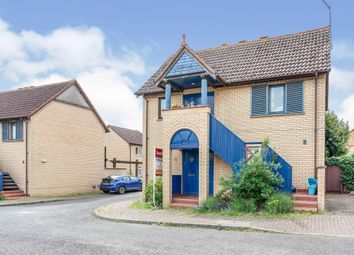 Thumbnail Flat for sale in Rockspray Grove, Walnut Tree, Milton Keynes