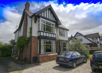 Thumbnail 5 bed detached house for sale in Leeswood, Morda Road, Oswestry, Shropshire
