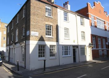 Thumbnail 1 bedroom terraced house to rent in St Alban's Grove, Kensington