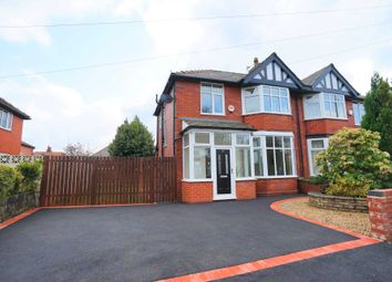 Thumbnail 3 bed semi-detached house for sale in New Church Road, Bolton