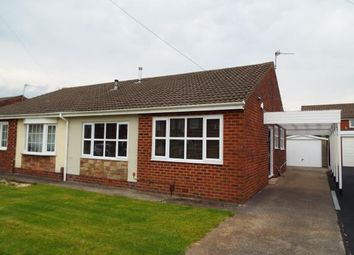 Thumbnail 2 bed bungalow for sale in Fir Trees Avenue, Lostock Hall, Preston, Lancashire