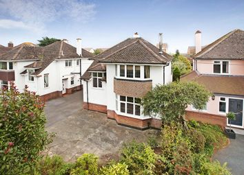 Thumbnail 3 bed detached house for sale in Hill Barton Road, Pinhoe, Exeter