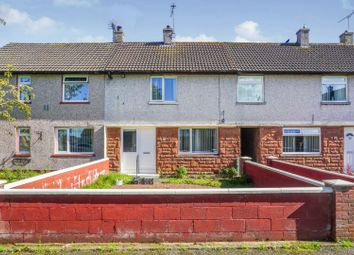 Thumbnail 2 bed terraced house for sale in Alloway Avenue, Dumfries
