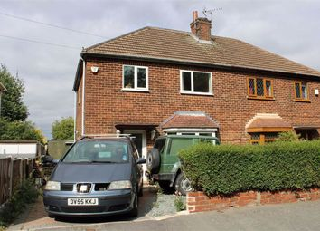 Thumbnail 2 bed semi-detached house for sale in Parkside, Somercotes, Alfreton