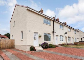 Thumbnail 2 bedroom end terrace house for sale in Craigie Way, Ayr, South Ayrshire, Scotland