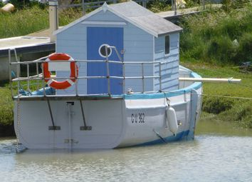 Thumbnail Houseboat for sale in Rye Harbour Road, Rye Harbour, Rye