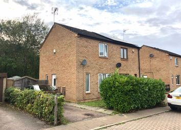 Thumbnail 2 bed property to rent in Helston Place, Fishermead, Milton Keynes