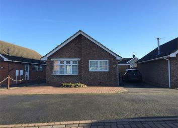 Thumbnail 3 bed detached bungalow for sale in Tutbury Road, Burton-On-Trent, Staffordshire