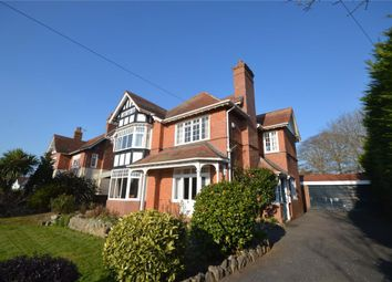 Thumbnail 5 bedroom detached house for sale in Avondale Road, Exmouth, Devon