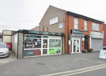Thumbnail Retail premises for sale in 144 Spendmore Lane, Chorley