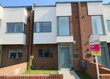 Thumbnail 3 bed terraced house for sale in Marmion Road, Hove