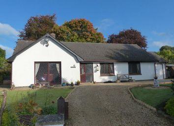 Thumbnail Detached bungalow for sale in Trecastle, Brecon