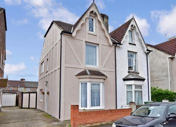 Thumbnail 4 bed semi-detached house for sale in Windsor Road, Cosham, Portsmouth, Hampshire