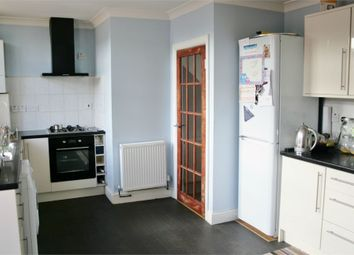 Thumbnail 3 bed end terrace house to rent in Mansell Road, Greenford
