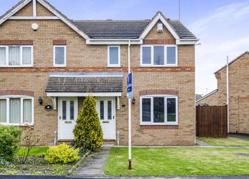 Thumbnail 3 bed semi-detached house for sale in Wordsworth Approach, Pontefract