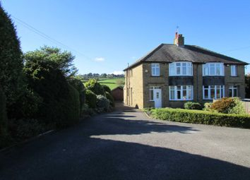 Thumbnail 3 bed semi-detached house for sale in Hilbre, 124 Long Lane, Honley