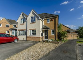 Thumbnail 3 bed semi-detached house for sale in Stoke Heights, Fair Oak, Eastleigh, Hampshire