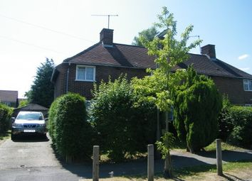 Thumbnail 3 bed terraced house to rent in Knaphill, Woking