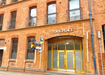 Thumbnail Studio for sale in York Street, Leicester