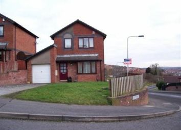 Thumbnail 3 bed property to rent in Cook Road, Barry