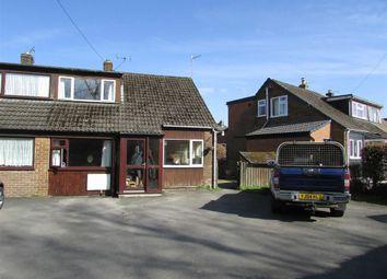 Thumbnail 4 bed semi-detached house for sale in Laneside Close, Chapel-En-Le-Frith, High Peak
