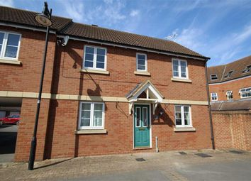 Thumbnail 3 bed end terrace house for sale in Phoenix Gardens, Oakhurst, Swindon