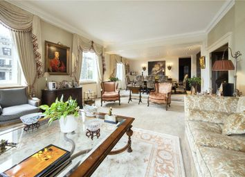 Thumbnail 4 bedroom flat for sale in Portland Place, London