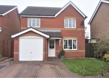 Thumbnail 4 bed detached house for sale in Chandlers Close, New Waltham