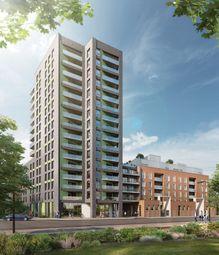 Thumbnail 1 bed flat for sale in 22 Creekside, Deptford