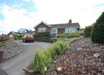 Thumbnail 3 bed detached bungalow for sale in Everest Road, Kidsgrove, Stoke-On-Trent