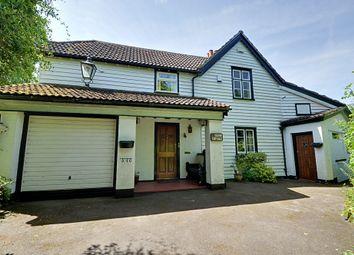 Thumbnail 4 bed barn conversion for sale in Church Road, Keston