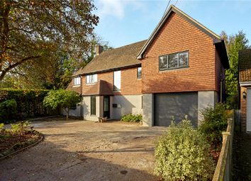 Thumbnail 5 bedroom detached house for sale in Long Mill Lane, Crouch, Sevenoaks