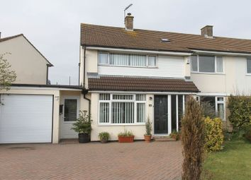 Thumbnail 4 bedroom semi-detached house for sale in Thackeray Avenue, Clevedon
