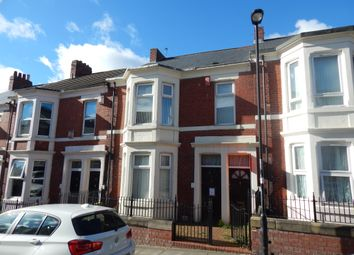 Thumbnail 2 bed flat to rent in Gerald Street, Benwell
