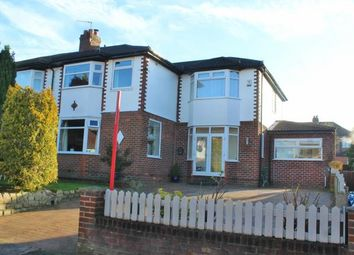 Thumbnail 4 bed semi-detached house for sale in Waverley Avenue, Appleton, Warrington, Cheshire
