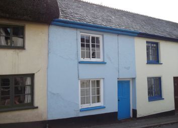 Thumbnail 2 bed cottage to rent in High Street, Hatherleigh, Okehampton