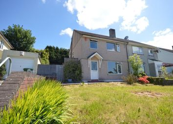 Thumbnail 3 Bed Semi Detached House To Rent In Winchester Gardens Plymouth