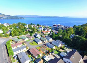 Thumbnail Town house for sale in 8 Manor Park, Victoria Road, Hunters Quay, Dunoon