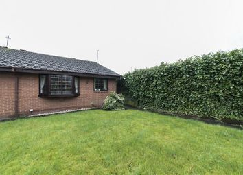 Thumbnail 2 bed semi-detached bungalow to rent in Violet Way, Middleton, Manchester