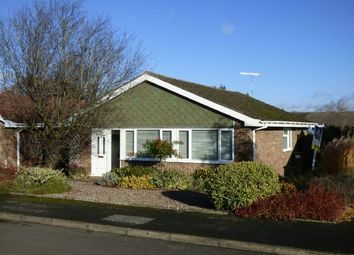 Thumbnail 3 bed detached bungalow for sale in The Beeches, Upton-Upon-Severn, Worcester