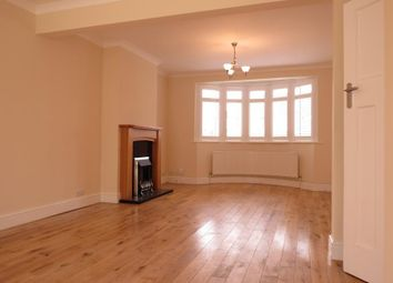 Thumbnail 3 bedroom terraced house to rent in Hillcross Avenue, Raynes Park, London