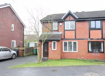 Thumbnail 3 bed semi-detached house to rent in The Campions, Lea, Preston