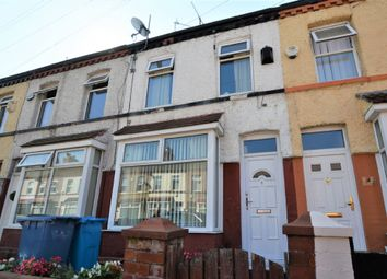 Thumbnail 3 bed terraced house for sale in Woodhey Road, Aigburth, Liverpool