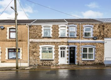 Thumbnail 4 bed terraced house for sale in Caerau Road, Caerau, Maesteg