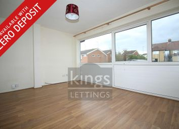 Thumbnail 1 bedroom flat to rent in Berners Way, Broxbourne