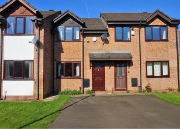 Thumbnail 2 bed terraced house for sale in Plattbrook Close, Manchester