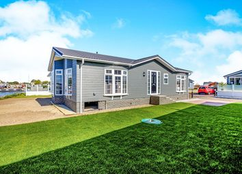 Thumbnail 2 bed bungalow for sale in Peninsula Crescent, Hoo, Rochester